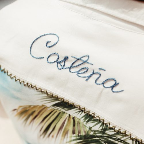 1-Hand Embroidery Costena – White Shirt copy