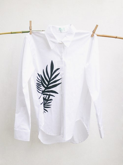 22-Black Palm- White Shirt copy