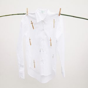 27-Mini gold Swords- – white shirt copy