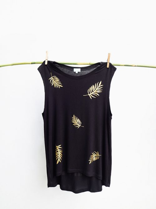 24-GOLD PALMS- TT2- BLACK.