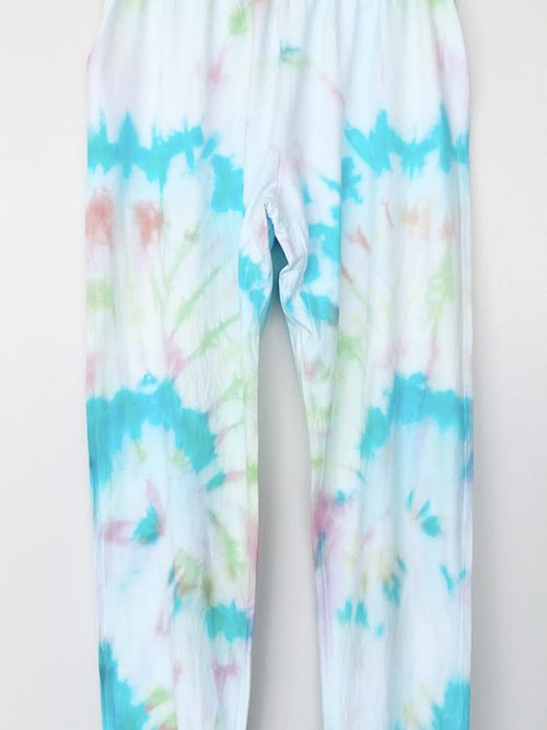 8-LOLLIPOP TIE DYE-SET JOGGER & SWEATSHIRT-WHITE.-