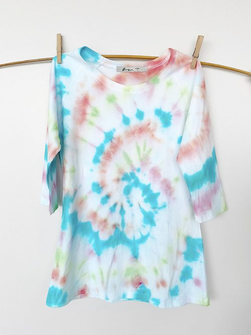 8-LOLLIPOP TIE DYE-SET JOGGER & SWEATSHIRT-WHITE..-